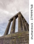 national monument of scotland... | Shutterstock . vector #379999768
