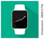 long shadow smart watch with a...
