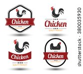 labels and badges set of... | Shutterstock .eps vector #380035930
