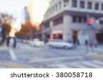 blurred defocused abstract...   Shutterstock . vector #380058718