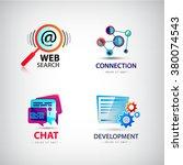 Vector Set Of Web Logos ...