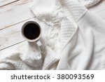 stacked sweaters | Shutterstock . vector #380093569