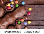 Delicious Chocolate Easter Egg...