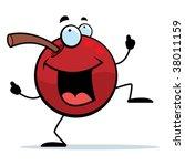 cherry dancing | Shutterstock .eps vector #38011159