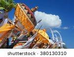 traditional ceremonial... | Shutterstock . vector #380130310