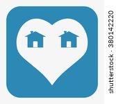 heart icon jpg | Shutterstock .eps vector #380142220