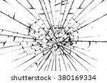broken glass | Shutterstock . vector #380169334