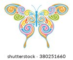 Abstract Colorful Decorative...