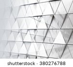 abstract architectural ... | Shutterstock . vector #380276788