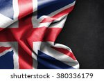 Flag Of United Kingdom On...
