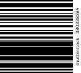 pattern black and white...   Shutterstock .eps vector #380338369