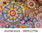 temple thailand  wat pra that... | Shutterstock . vector #380412706