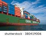 nakhodka. russia   september 17 ...   Shutterstock . vector #380419006