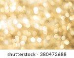 abstract blur gold bronze... | Shutterstock . vector #380472688