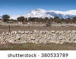 Views Of Guadarrama Mountains ...