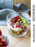 Granola With Greek Yogurt  Kiwi ...