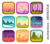 rounded square app icons with...
