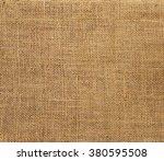 burlap texture    Shutterstock . vector #380595508