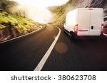 transport truck | Shutterstock . vector #380623708
