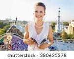 refreshing promenade in unique... | Shutterstock . vector #380635378