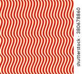 vertical waves pattern. striped ... | Shutterstock .eps vector #380678860