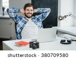business  internet  technology... | Shutterstock . vector #380709580