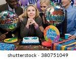 retirement party   Shutterstock . vector #380751049