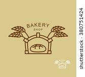 Emblem Of  Bakery Shop. Fresh...