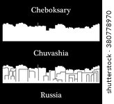 cheboksary  chuvashia  russia | Shutterstock .eps vector #380778970