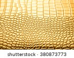 Background Of Gold Lizard Armo...