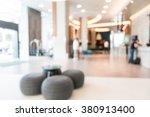 abstract beautiful luxury blur... | Shutterstock . vector #380913400