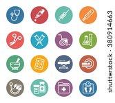 medical equipment   supplies... | Shutterstock .eps vector #380914663