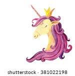 Watercolor Fairy Tale Card Wit...