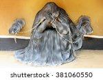 Captive Lady. Slaves. Statue Of ...