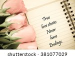 True Love Stories Never Have...