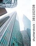 defense  paris  france ... | Shutterstock . vector #381102538