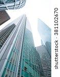 defense  paris  france ... | Shutterstock . vector #381102670