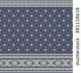 Indian Sari Print. Ethnic  Boh...