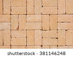 Pavement Texture. Old Textured...