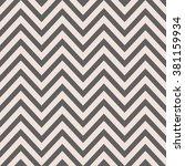 zigzag pattern  seamless... | Shutterstock .eps vector #381159934