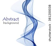 abstract background with vector ... | Shutterstock .eps vector #381200038