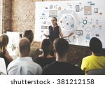 information technology... | Shutterstock . vector #381212158