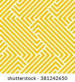 the geometric pattern by... | Shutterstock .eps vector #381242650