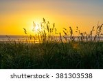 Manzanita  Oregon Sunset