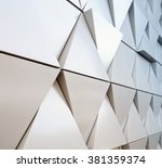 abstract architectural detail | Shutterstock . vector #381359374