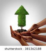 diversity community working... | Shutterstock . vector #381362188