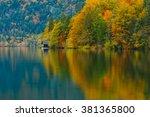 breathtaking scenery of... | Shutterstock . vector #381365800