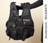 Police Officer\'s Tactical Vest