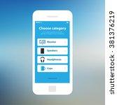 mobile wireframe app ui kit....