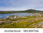 Outport Village Of Goose Cove...
